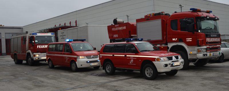 Demo Freitag Wien Detail: Update Nach Der Abfahrt: Notstromaggregate Für Slowenien