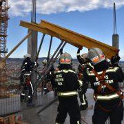 Knapp 1.000 Sturmeinsätze der Feuerwehr in Wien