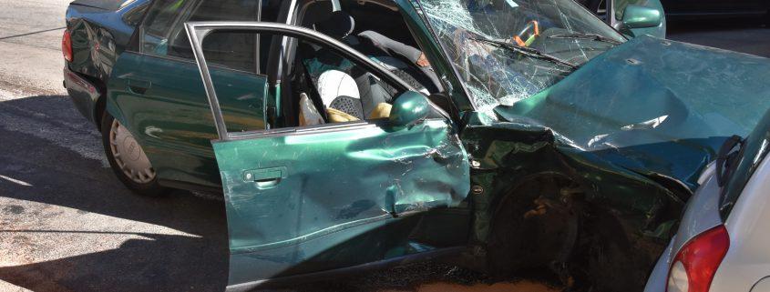 Drei Verletzte bei Verkehrsunfall in Favoriten