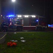 Sechs Verletzte nach Kellerbrand in Wohnhausanlage