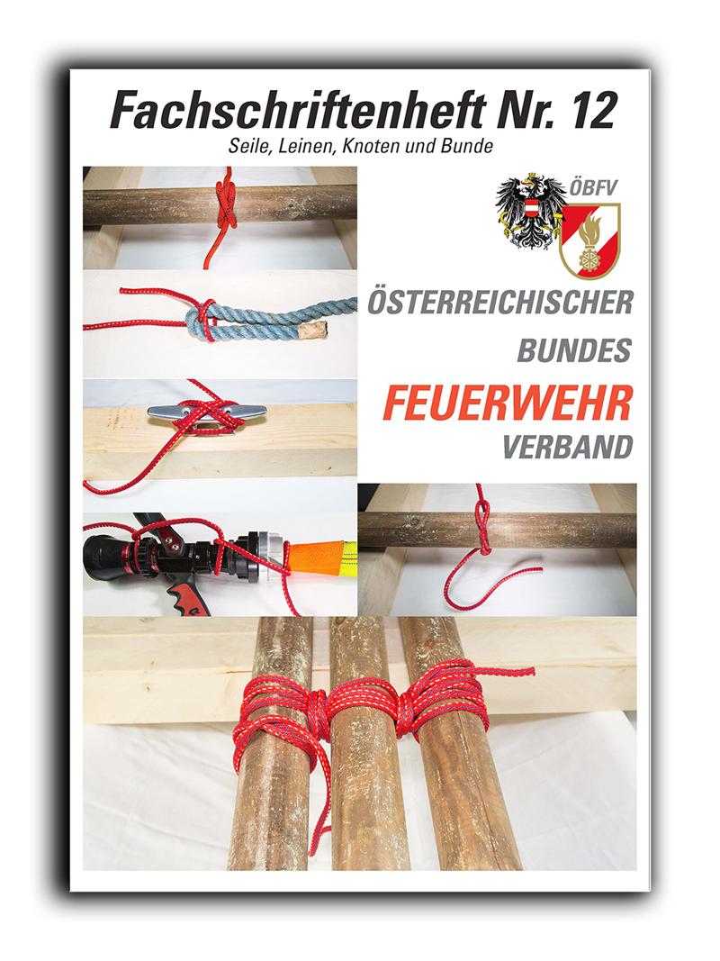 """FH 12 """"Seile, Leinen, Knoten und Bunde"""" – ÖBFV"""