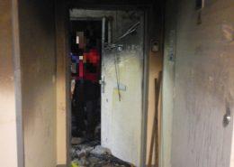 Eine Tote bei Wohnungsbrand in Wien-Meidling