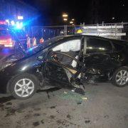 Zwei Verletzte nach Verkehrsunfall in Wien-Favoriten
