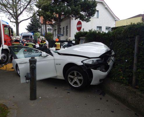 Zwei Verletzte bei Verkehrsunfall in Wien – Donaustadt