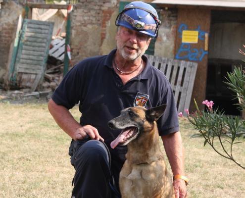 Feuerwehr Rettungshunde erneut Weltmeister