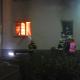 Menschenrettung aus brennender Wohnung