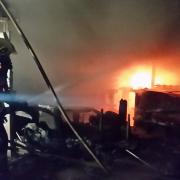 Berufsfeuerwehr Wien verhindert Großbrand in Simmeringer Einkaufszentrum